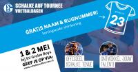 Schalke auf Tournee bij Grolse boys