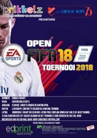 Open FIFA'18